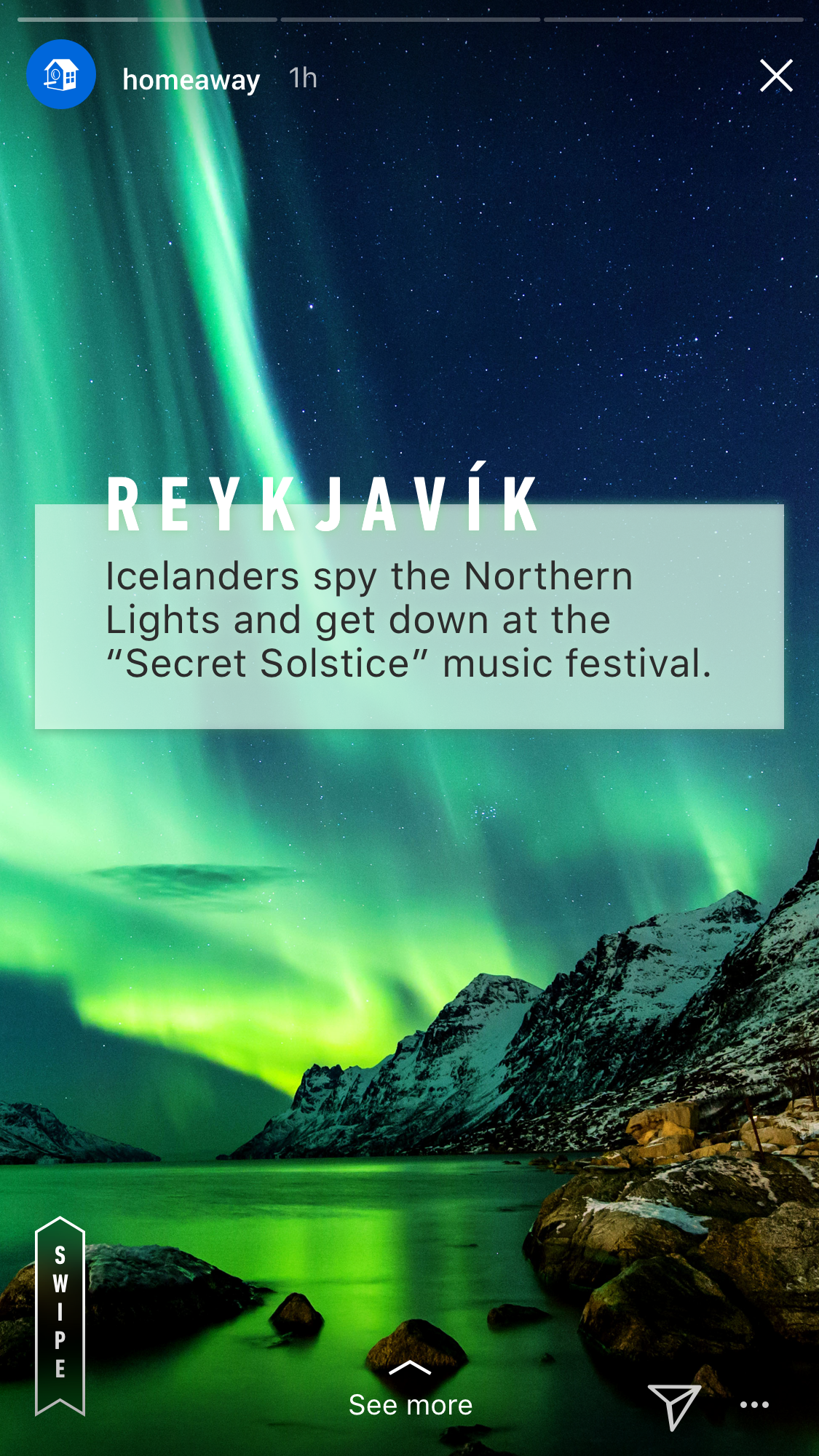 Reykjavík (Shutterstock)